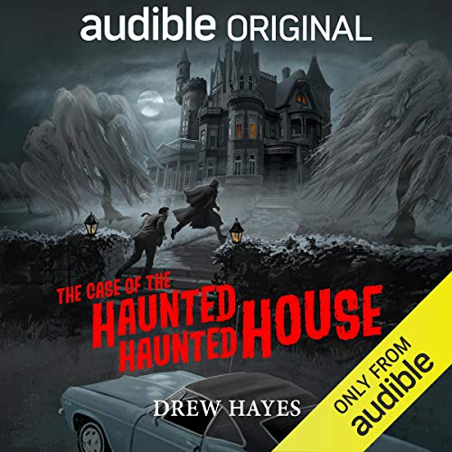 The Case of the Haunted Haunted House Titelbild