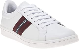 Fred Perry 00000B5178, Men Shoes, White