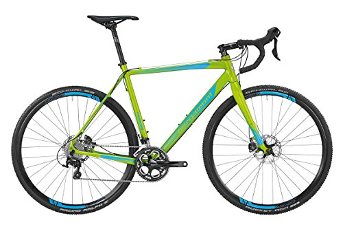 Neu Prime CX Bergamont Herren Rennraeder / Cyclocrosser Multi colour Size 54 cm