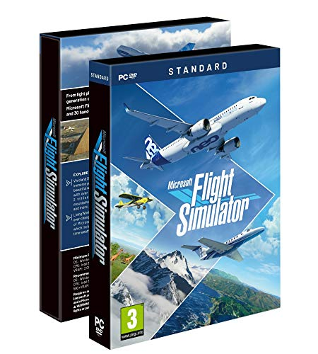 Microsoft Flight Simulator 2020 - PC [Esclusiva Amazon.it]