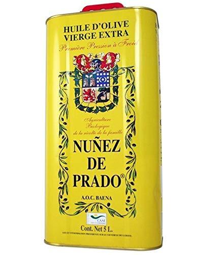 Nunez de prado Bio-natives Olivenöl extra - 5 Liter