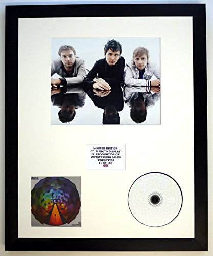 Muse/Photo & CD Display LTD. Edition des Album The Resistance