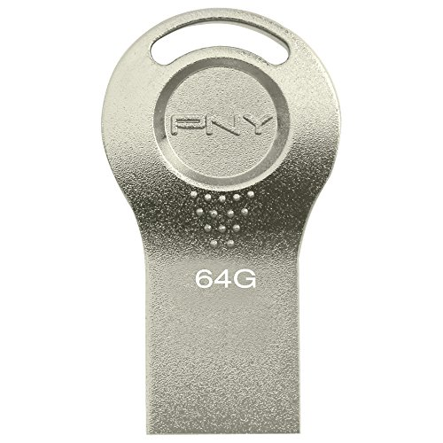 PNY Attaché i 64GB 64GB USB 2.0 Capacity Oro Unidad Flash USB...