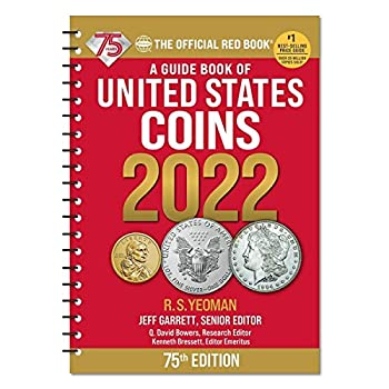 2022 Stater 3 Coin Collection of Indian Penny Buffalo Nickel and Steel Cent with Red Book Guide to Coins 75th Edition Circulated