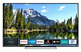 Toshiba 65VL5A63DG 164 cm (65 Zoll) Fernseher (4K Ultra HD, Dolby Vision HDR, Wcg, TRU Picture Engine, Triple Tuner, Smart TV, Sound von Onkyo, Works with Alexa), schwarz