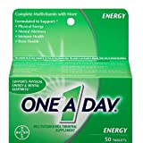 One-a-day Energy Supplements For Men Review and Comparison