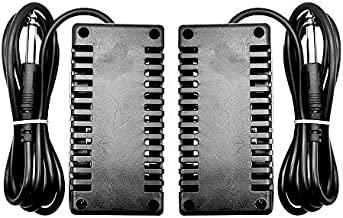 Global Care Market® 2 Rectangle Arrays Professional Replacement Arrays for Ionic Detox Foot SPA Cleanse Machine