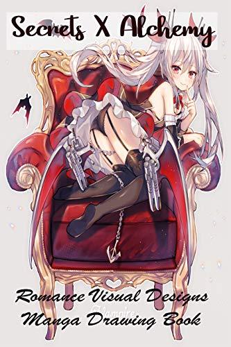 Secrets X Alchemy - Romance Visual Designs - Manga Book (English Edition)