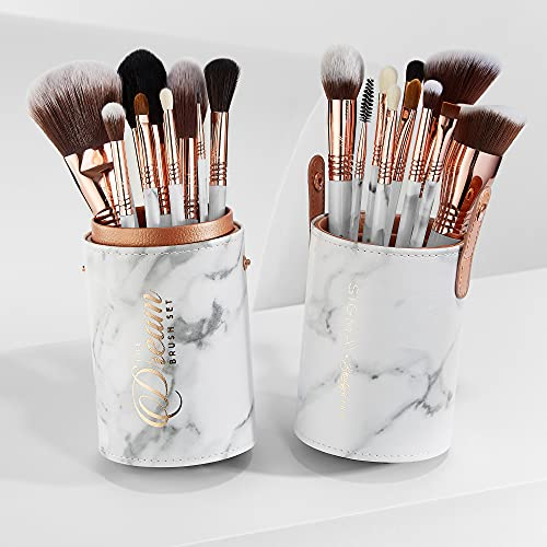 Sigma Beauty x BeautyyBird The Dream Brush Set - Includes 12 Eye Brushes, 7 Face Brushes & a Brush Cup