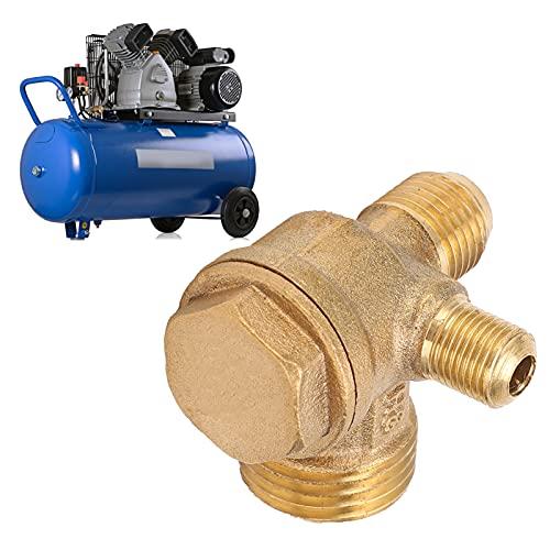 Válvula de retención del compresor de aire 1 / 2x14x10 Accesorios de latón Válvula de aire automática Kit de bomba de escape rápido