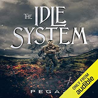 The Idle System: The New Journey audiobook cover art