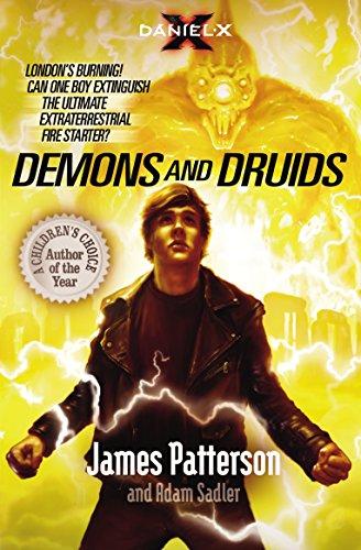 Daniel X: Demons and Druids: (Daniel X 3)