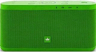 سماعة كينج ون سوبر بلس بلوتوث محمولة لون أخضر