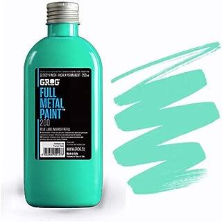 Grog Full Metal Paint 200ml - Miami Green