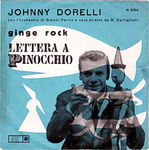 Johnny Dorelli – Lettera A Pinocchio