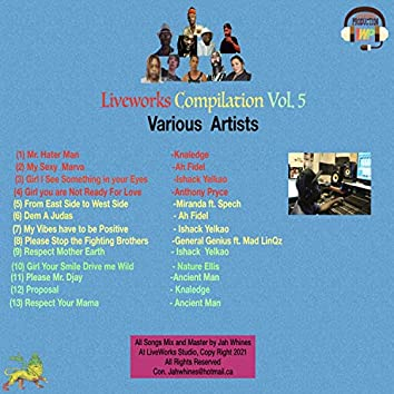 Liveworks Compilation, Vol. 5