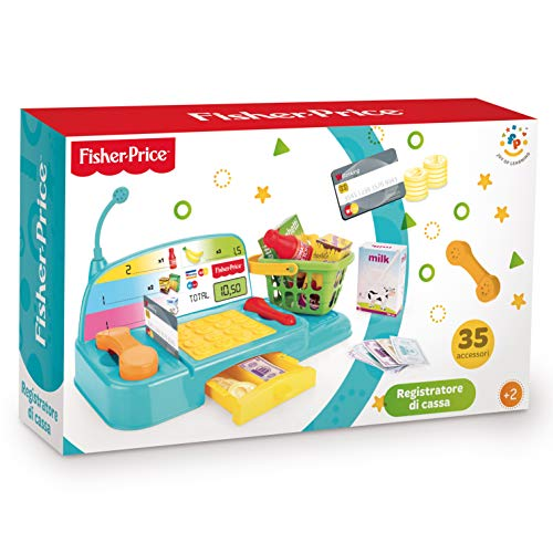Grandi Giochi gg01805 – Fisher Price registratiebeker