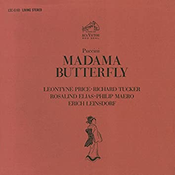 Puccini: Madama Butterfly ((Remastered))