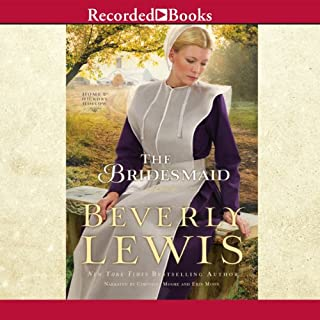 The Bridesmaid audiobook cover art
