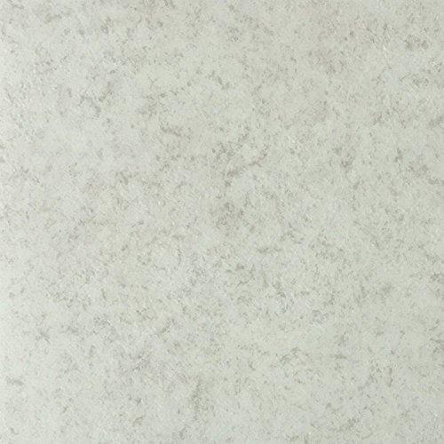 PVC-Bodenbelag Marmoroptik & Steinbodenoptik Hellbeige | Muster | Vinylboden versch. Längen & Breiten | Fußbodenheizung geeignet e PVC Platten | Stark strapazierfähiger Fußboden-Belag