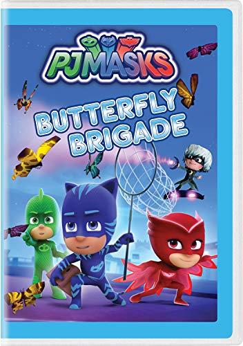 PJ Masks: Butterfly Brigade [DVD]