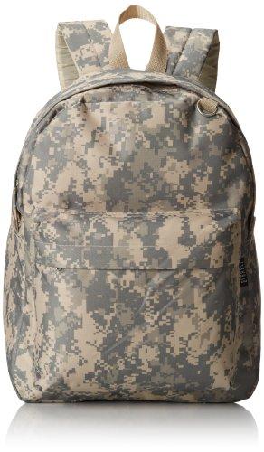 Everest Digital Camo Backpack, Digital Camouflage, One Size