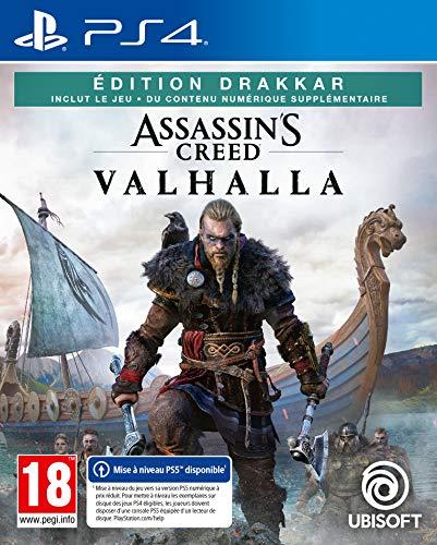 Assassin's Creed Valhalla - Drakkar Edition - Version PS5 incluse