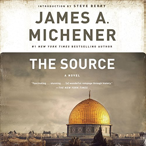 The Source audiobook cover art
