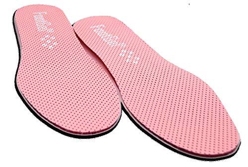 Footgel Footgel Gel-Einlegesohlen für Damen, Aloe Vera, Größe 39-42, 1 Stück
