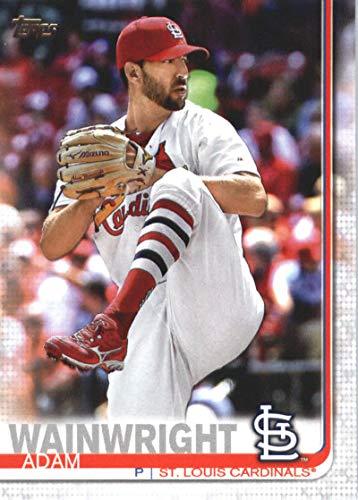 2019 Topps #679 Adam Wainwright St. Louis Cardinals Baseball Card