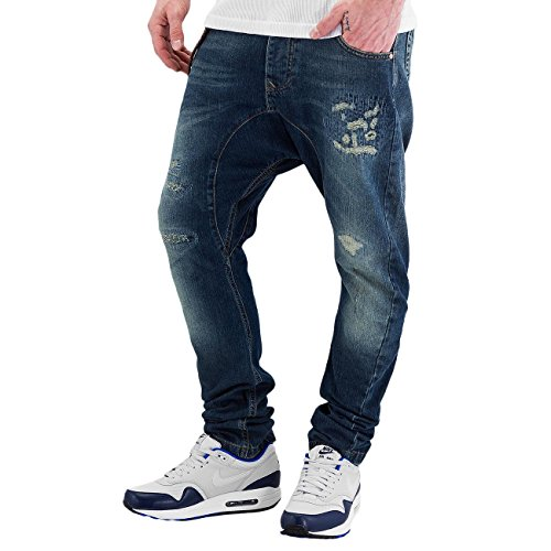 VSCT Spencer Low Crotch Tinted Denim Jeans