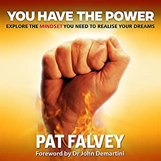 You Have the Power audiobook cover art