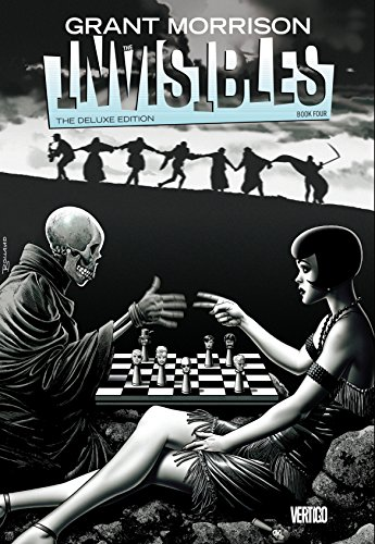 Download The Invisibles Book Four Deluxe Edition 1401254217
