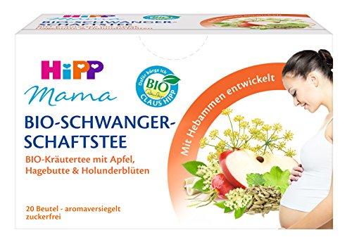HiPP Mama Bio Schwangerschaftstee, 6er Pack (6 x 30 g)