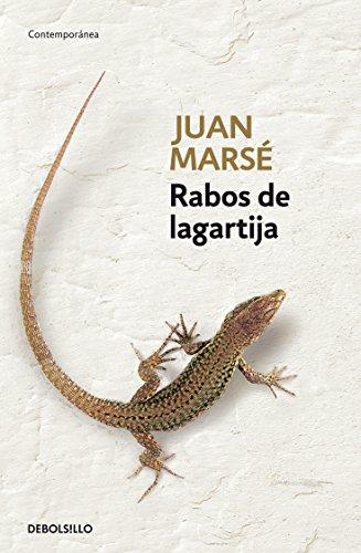 Portada del libro Rabos de lagartija de Juan Marsé