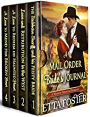 A Mail Order Bride's Journal: A Historical Western Romance Collection
