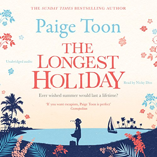 The Longest Holiday audiobook cover art