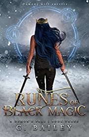 Runes of Black Magic: A Reverse Harem Urban Fantasy (A Demon's Fall series Book 3)