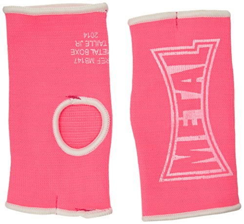 METAL BOXE - Guantes de Boxeo para Combate, Color Rosa
