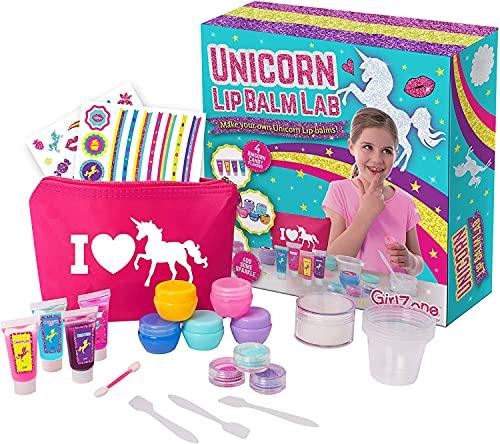 GirlZone Cadeau Fille DIY Faites Votre Propre Baume à...