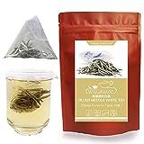 ZJZ-2020年 白茶 ホワイトティー 白毫銀針 ティーバッグ 20包( 最強美肌茶 強力な抗酸化物質が豊富 )中国茶 お茶