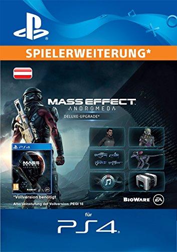 Mass Effect: Andromeda Deluxe-Upgrade Edition DLC [PS4 Download Code - österreichisches Konto]