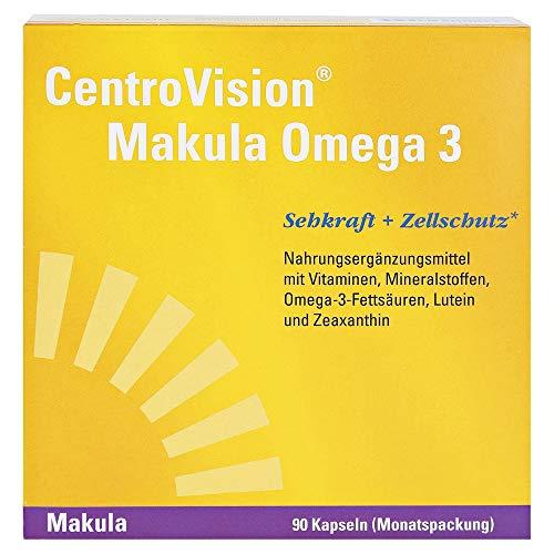 CentroVision Makula Omega-3 Kapseln, 90 St