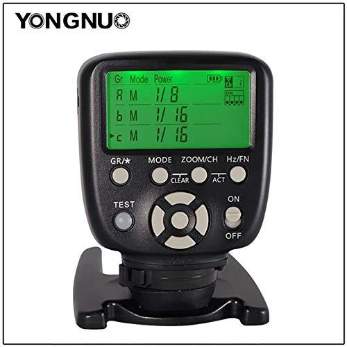 DishyKooker Yong-NUO YN560-TX LCD-trigger afstandsbediening voor NI-kon Can-on YN560-III met wekfunctie voor NI-CAN-on camera's elektronische telefoonaccessoires voor reizen/werken