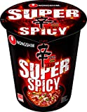 Nong Shim Instantnudeln Red Shin Ramyun / Koreanische Cup Suppe sehr scharf - schnelle Zubereitung / 1 x 68 g (Lebensmittel & Getränke)