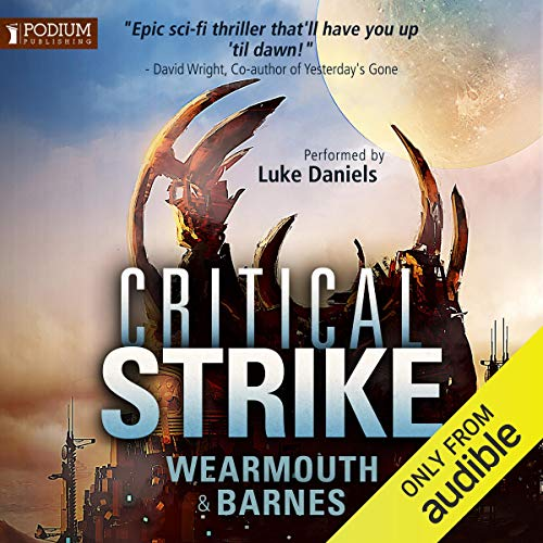 Critical Strike cover art