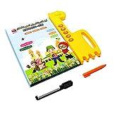 Libro de Sonido malayo/inglés/árabe, máquina electrónica para Lectura Infantil Juguete Educativo temprano