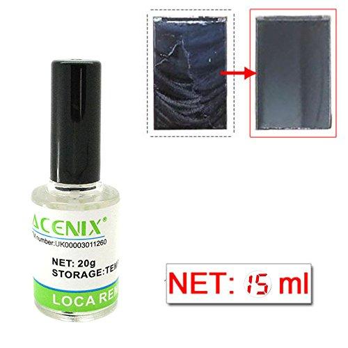 ACENIX® Nuevo UV LOCA Líquido Óptico Adhesivo Pegamento Remover Limpiador Para Reurbish LCD Cristal