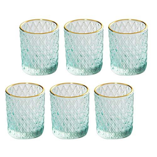 vela en vaso de cristal de la marca SOLUSTRE