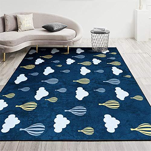 alfombras salon grandes alfombra grande salon La alfombra de arte de la habitación de los niños es suave, resistente al desgaste, antideslizante y no se deforma moqueta 80X160CM 2ft 7.5'X5ft 3'